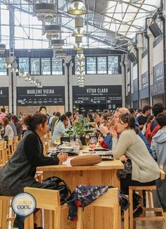 Lisboa Cool - Comer - Time Out Mercado da Ribeira