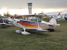 """Christen Eagle at AirVenture 2012 (#OSH12) from flickr user """"North Bend Eric."""" Oshkosh, WI."""