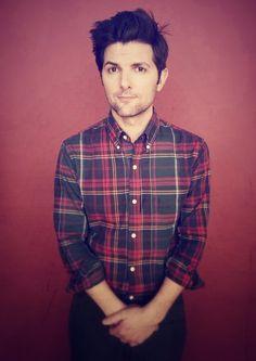 Adam Scott. Just adorable.