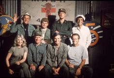 MASH was an awesome show.  I cried during several poignant moments: when Henry's helicopter went down for sure and the finale was crazy intense!