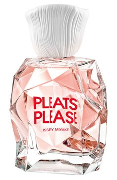 Issey Miyake 'Pleats Please' Perfume #Nordstrom #Exclusive #Fragrance