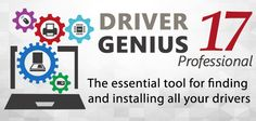 Driver Genius Pro 17.0.0.142 Crack with Activation Numbers Free