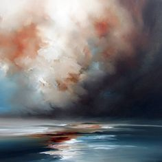 View Alison Johnson's Artwork on Saatchi Art. Find art for sale at great prices from artists including Paintings, Photography, Sculpture, and Prints by Top Emerging Artists like Alison Johnson. Kinkade Paintings, Seascape Paintings, Landscape Paintings, Alison Johnson, Art Asiatique, Abstract Canvas Wall Art, Sky Aesthetic, Abstract Landscape, Amazing Art