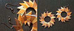 Origami aretes