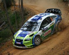 BP patrocina algunos equipos de rallys de competición.
