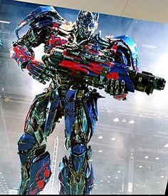 Optimus Pramer. Era de la extincion