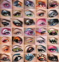 Makeup | Sandra Holmbom