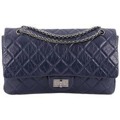8203d0e83c2c Chanel Reissue 2.55 Handbag Quilted Aged Calfskin 227