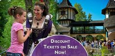 Georgia Renaissance Festival - an idea for meeting up with Southern friends!