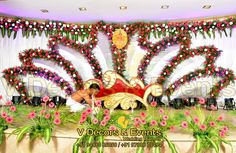Indian Wedding Stage, Indian Wedding Receptions, Wedding Reception Photography, Wedding Mandap, Engagement Stage Decoration, Indoor Wedding Decorations, Marriage Decoration, Reception Stage Decor, Wedding Stage Backdrop