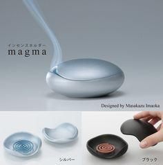 金属製インセンスホルダーmagmaマグマ01