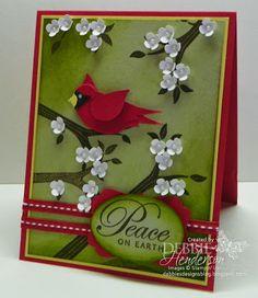 by Debbie Henderson, Debbie's Designs: Merry Monday #78!