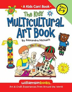 Ideals Publications The Kids' Multicultural Art Book - Gr. K - 3 by Ideals Publications. $15.74. Students will reach across the continents and oceans with paper, paste and paints while absorbing basic sensibilities about the culture of others. All projects are illustrated and have easy to follow instructions. Winner of the Parents Choice Gold Award. 75 projects. 160 pages. Education Categories: Art Education / Resources / Art Resources. UNSPSC/NIGP Codes: 5510150000-78570000
