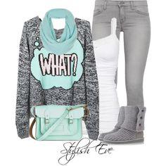 cute tween fall outfit...love it!