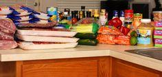 20 Crockpot Freezer Meals with shopping list