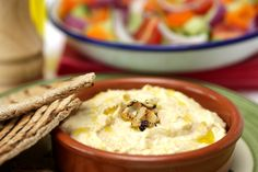 Slimming World Free Garlic Hummus