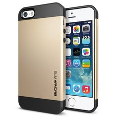 #Spigen #Slim #ArmorS #RetailPackaging #ChampagneGold #iPhone5 #iPhone5s #Cases #iPhone6 #iPhone6plus