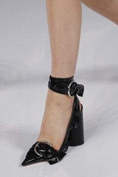 On the to-buy-list :) #shoes! awesome and #elegant! Christian #Dior Spring 2016  RTW