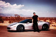 We go from zero to heart-palpitations in 3 seconds. The thrust sends the windshield radar detector flying. The back end of Zak Bagans' new Ferrari slides a bit, as if the whole thing is about to spin out. Read More