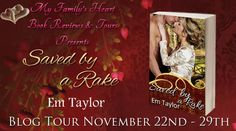 {Lisa} Review & Giveaway: Saved By A Rake - Em Taylor