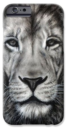 Guardian iPhone 6 Case by Courtney Kenny.