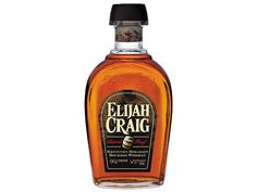 Elijah Craig Barrel Proof: This is one of the best bourbons I've had the privilege of trying. Don't let the high alcohol content fool you - this is beautiful, spicy syrup with warm smoothness. That said, after having a few straight sips of this untamed spirit, add a little water to truly enjoy it. $45.  Tasted at Whisky Live NYC 04.9.2014