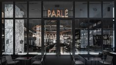 Parlé | Istanbul | Conran and Partners | (Photography by Ali Bekman http://www.alibekman.com/ http://www.conranandpartners.com/)