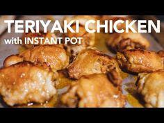 TERIYAKI CHICKEN in the Instant Pot - YouTube