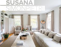The Six Interior Designers We Can't Stop Talking About  - March 2015 - Lonny Susana Simonpietri, San Juan, Puerto Rico