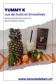 Lausanne, Menu, Saveur, Pineapple, Boutique, Food, Fresh Squeezed Juices, Juice Bars, Switzerland