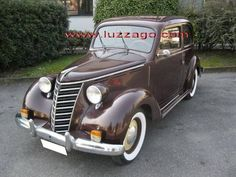 Fiat Cars, Fiat 600, Fiat Abarth, Steyr, Car Posters, Maserati, Old Cars, Cars And Motorcycles, Antique Cars
