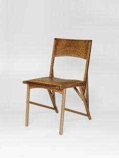 Cadeira Atibainha    Atibainha Chair    Design Paulo Alves & Luís Suzuki    Photo Lucas Rosin