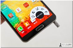 Galaxy Note3 + S pen ... Review