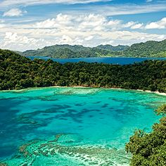 Best warm weather getaways 2015: Fiji. Why we love it: It's hard to believe the mesmerizing blue and green hues of Fiji's waters are real, but they make the perfect backdrop for an island escape. Coastalliving.com
