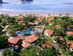 Hotel Villas Playa Samara in Samara Costa Rica. This looks nice but it doesn't get the best reviews.