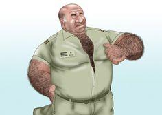 Sergeant (Here I am!).