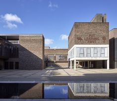 Gallery of Baylis Old School / Conran and Partners - 1