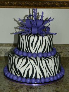 cakes for kids Cakes and Party Ideas Pinterest Zebra print