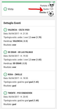 Pronostici Calcio Estero: quota 7.41 presa in Area VIP Stats4Bets. Info: stats4bets@gmail.com