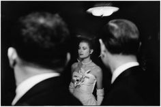 Grace Kelly, New York City, 1956 | photographed by Elliott Erwitt