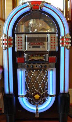 Jukebox-müzik kutusu