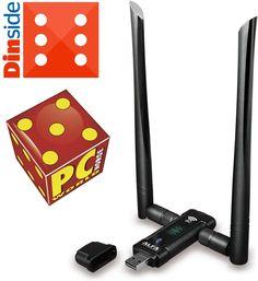 Finn billigste Alfa Network AWUS036AC (Trådløst nettverkskort). Spar penger, se beste pris her! Specs: USB, Overføringshastighet 867Mbps