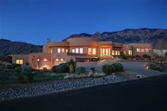 If I decide to officially live in Albuquerque, NM this will be my dream house