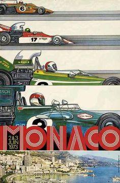 Monaco F1, 1973