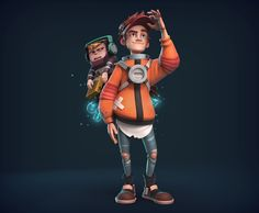 Forgotten Story: Sculpting Stylized Characters with Charlotte Johnson