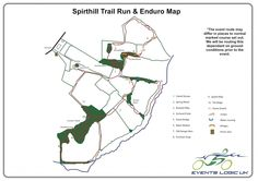 Spirthill Run Course - Spirthill Trail Run | Events Logic UK | Be Part Of It!