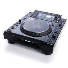 Pioneer CDJ-2000 Professional Multi Player ~~ #DJ #Multiplayer #Pioneer ~~