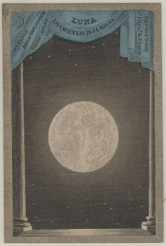 """liquidnight: """" Playing card from the Astronomia card game Published by F. Moon, London, 1829 [via Room 26 Cabinet of Curiosities] """" You Are My Moon, Paper Moon, Moon Art, Moon Child, Stars And Moon, Card Games, Illustration Art, Girl Illustrations, Playing Cards"""