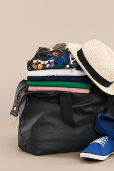 Style essentials for any destination at H&M! #HMMEN