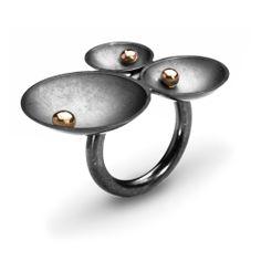 denis music jewellery | black hole |